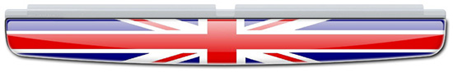 Clip On Flag - Union Jack